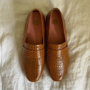 BARED | textured loafers